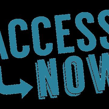 AccessNow logo