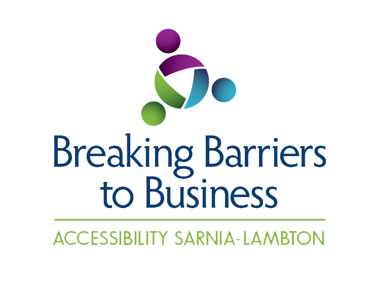 Breaking Barriers to business logo