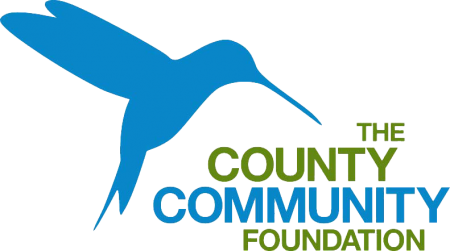 The County Community Foundation logo