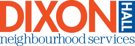Dixon Hall Neighbourhood Services Logo