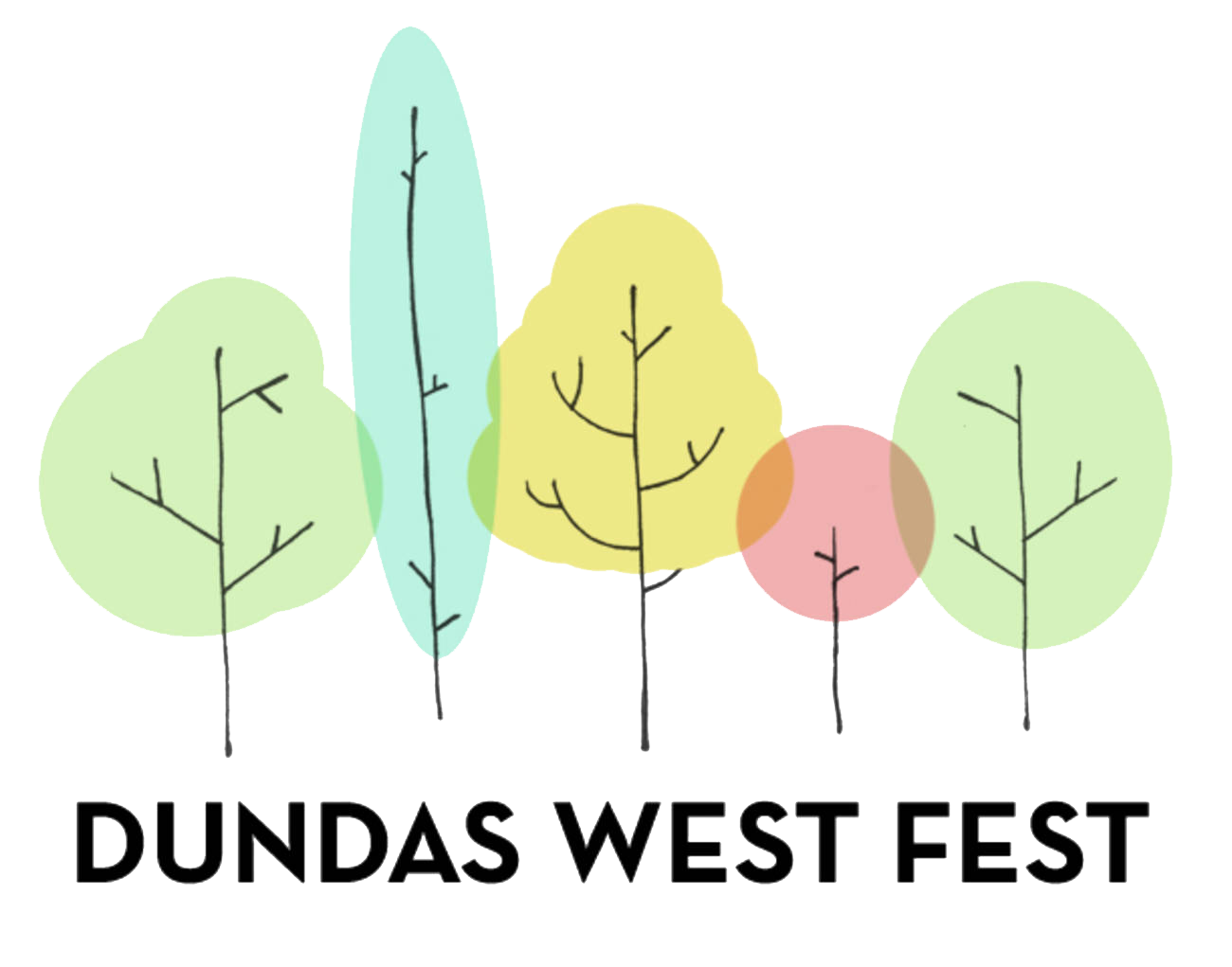 dundas west fest logo
