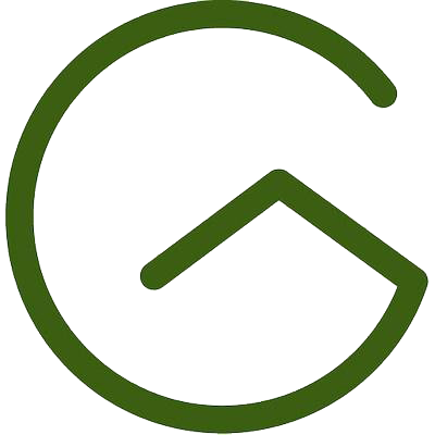Greening Homes logo