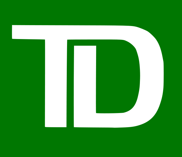 Logo for the Toronto Dominion Canada Trust