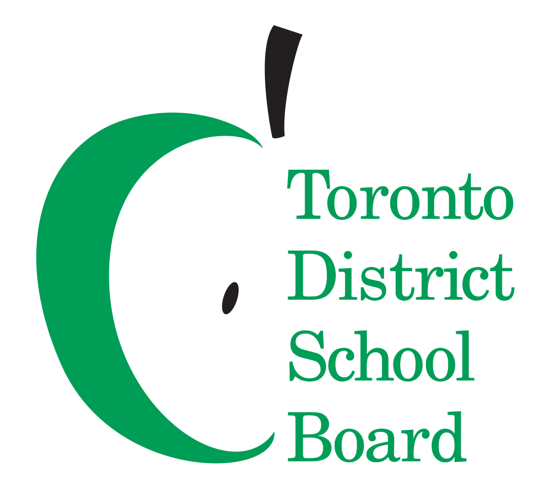 The logo for the Toronto District School Board