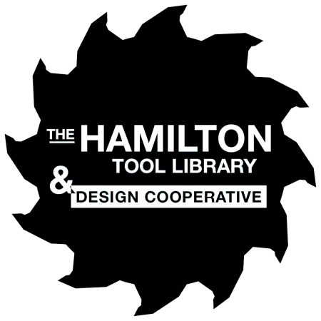 The Hamilton Tool Library logo