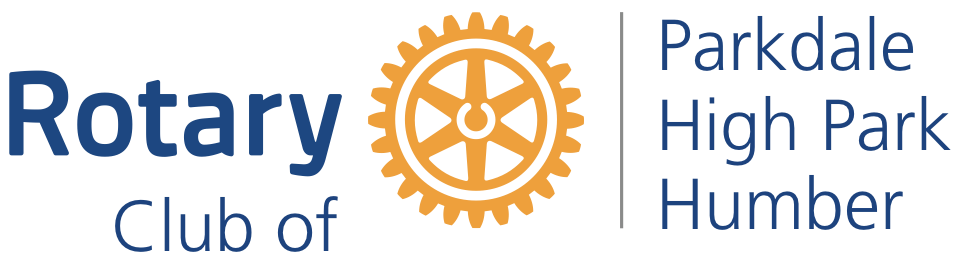 Rotary Club of Parkdale-High Park-Humber logo