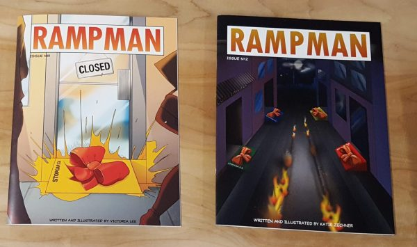 Rampman Issues No1 and No2